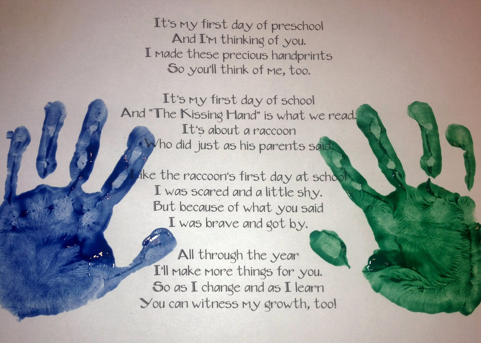 Hands Poems