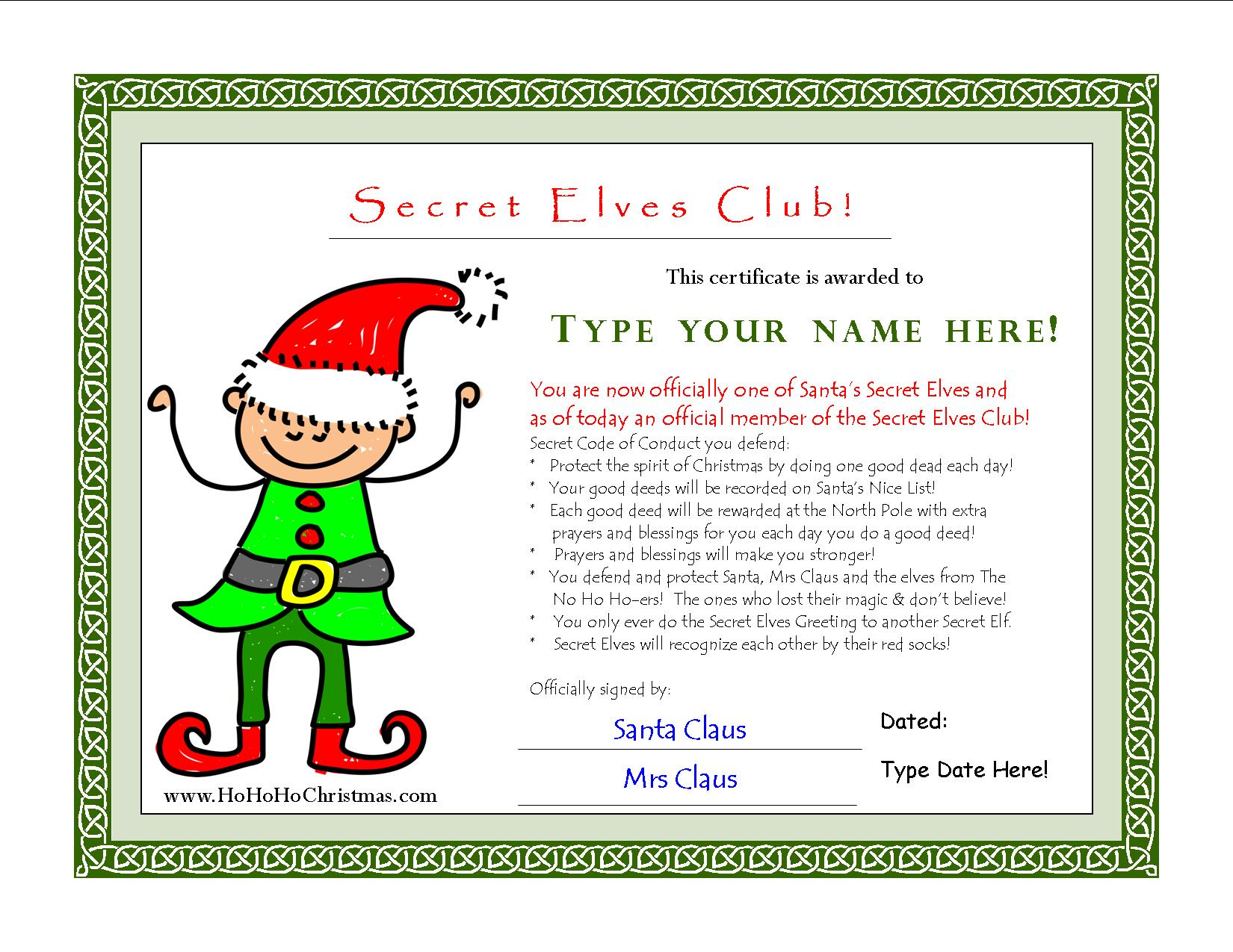Secret Santa Reveal Poems