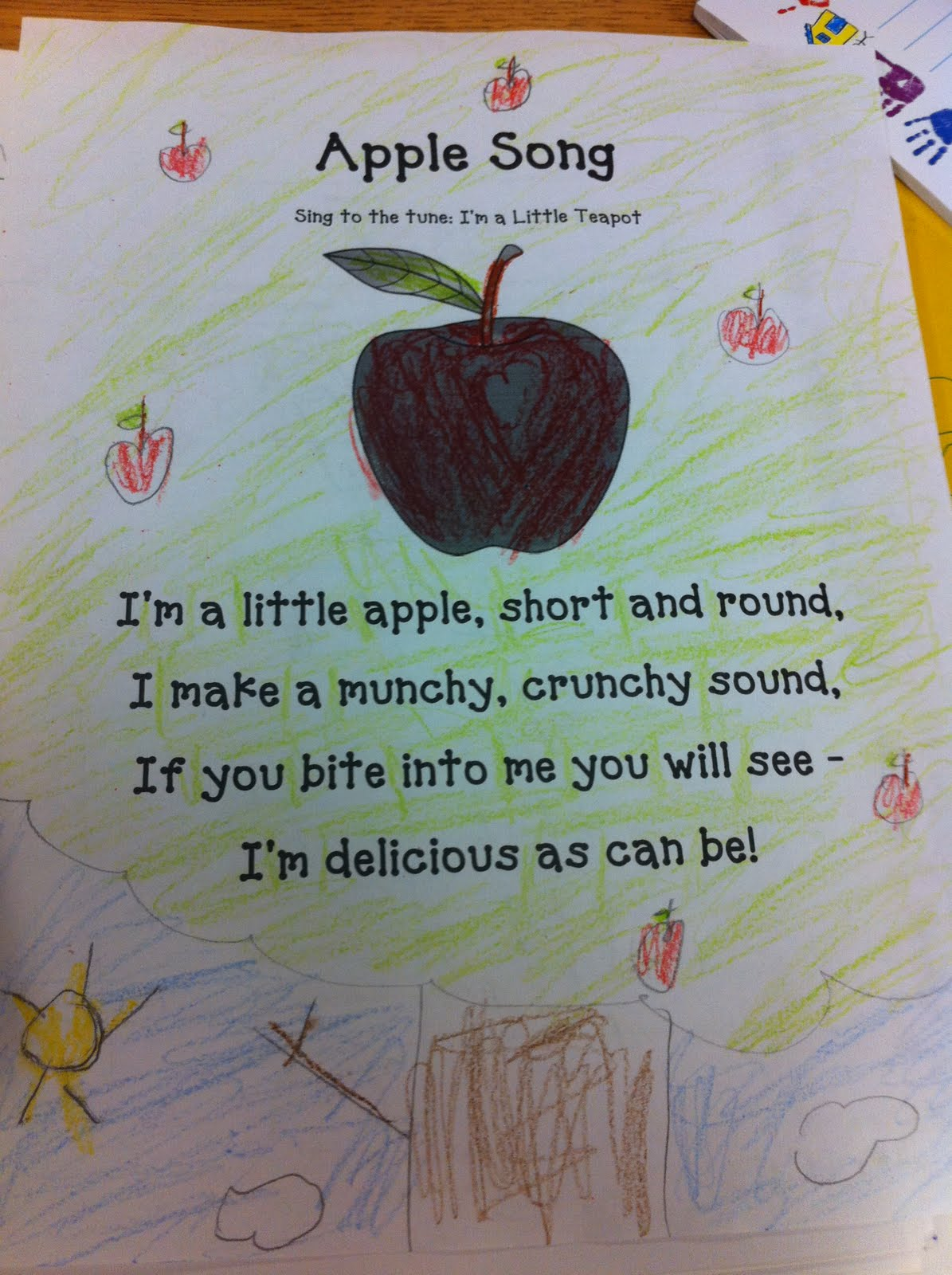 Apple Poems