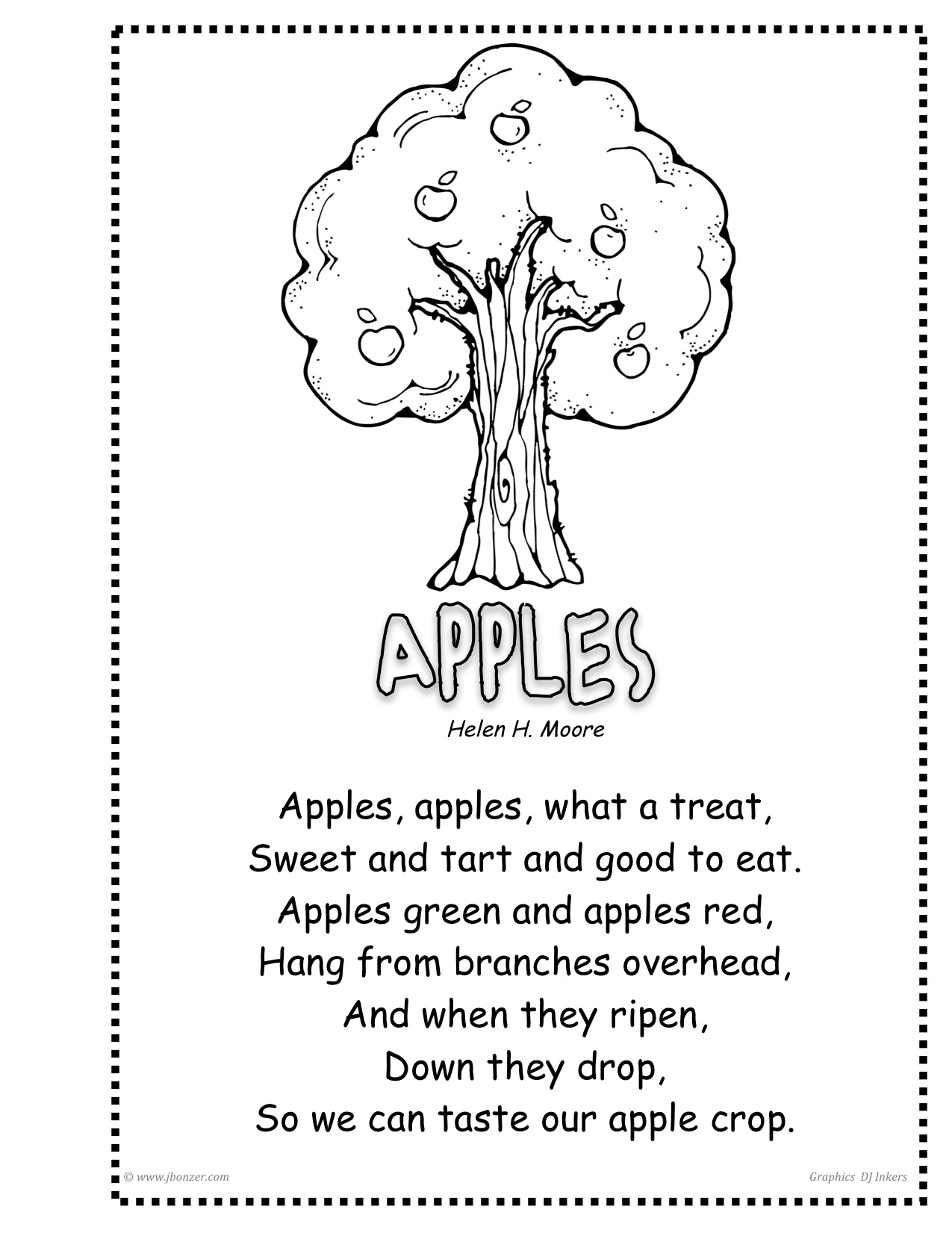 Apple Poems
