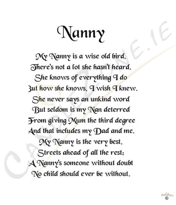 Babysitter Poems