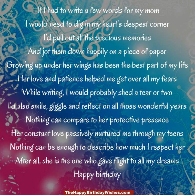 Funny Birthday Poems Daughter
