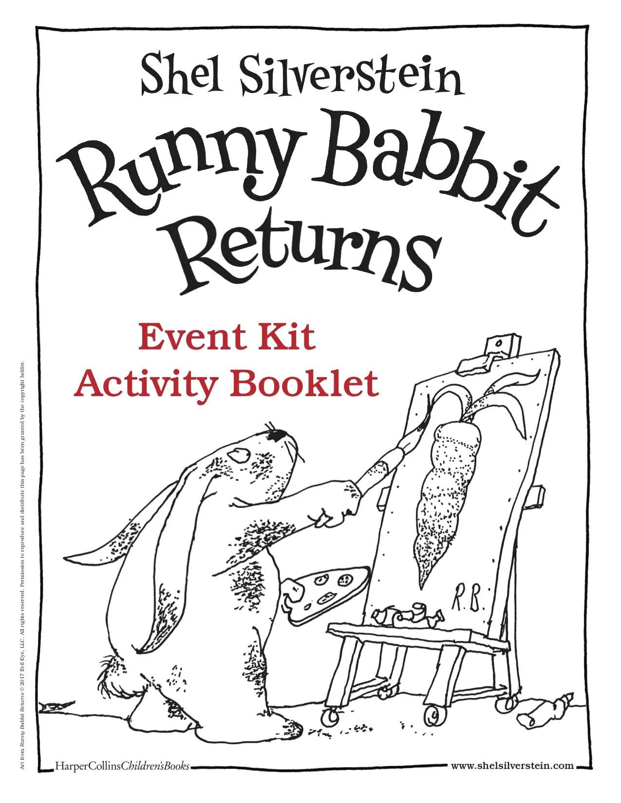 Runny babbit Poems