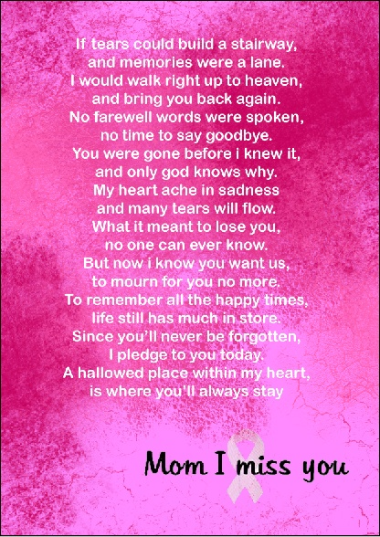 Dad Poems Heaven My Missing