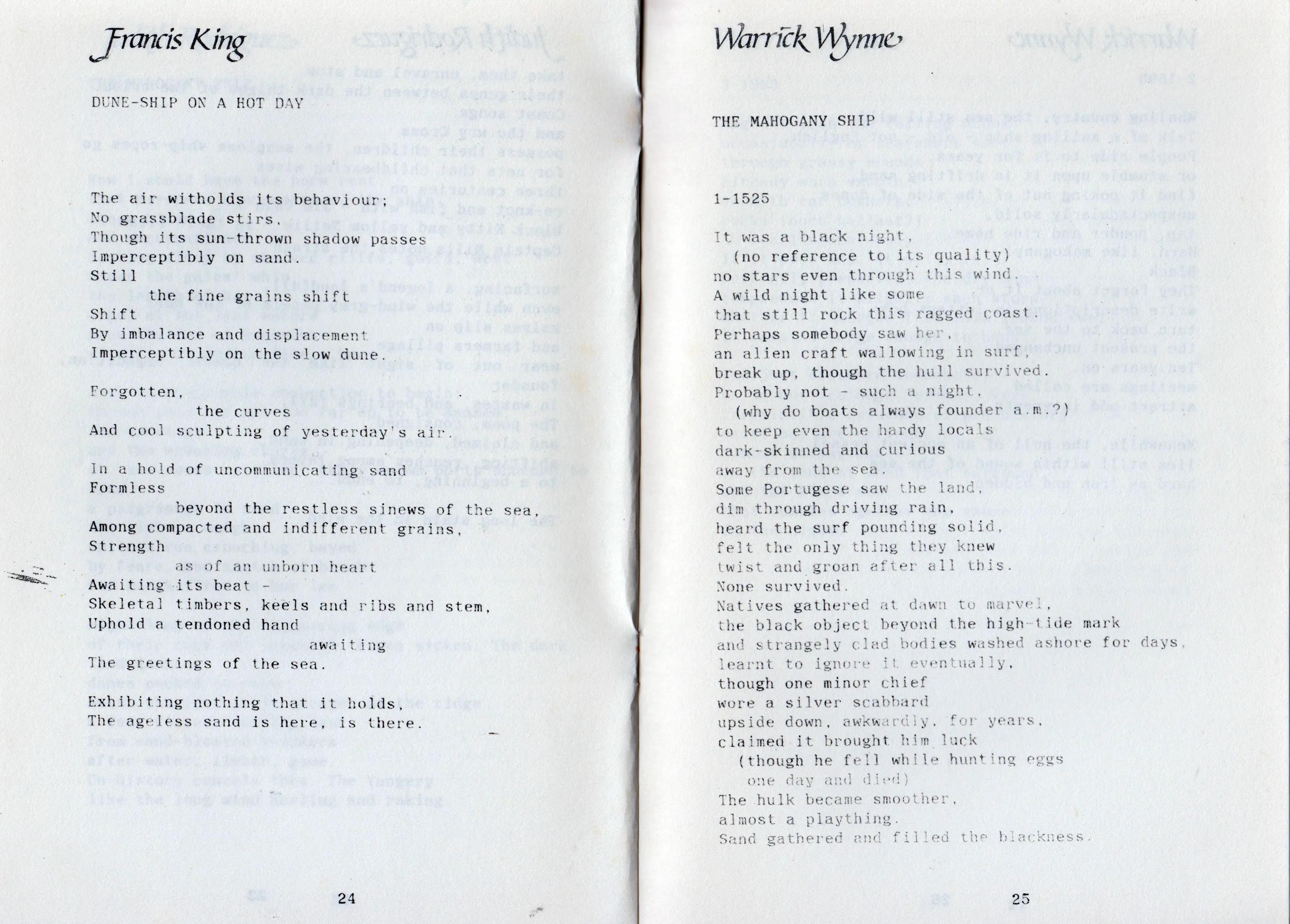 Mahogany Poems