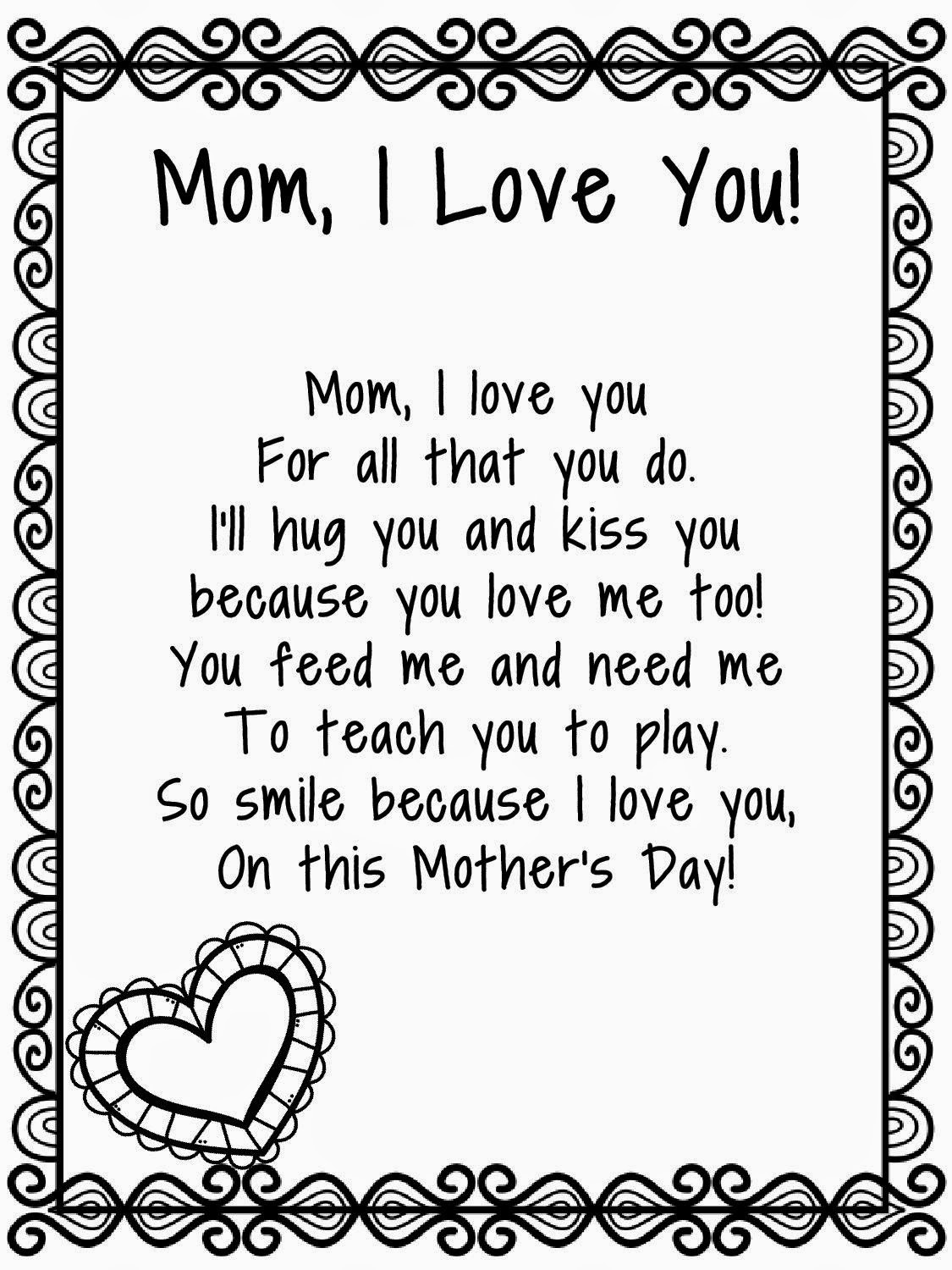 children s mothers day