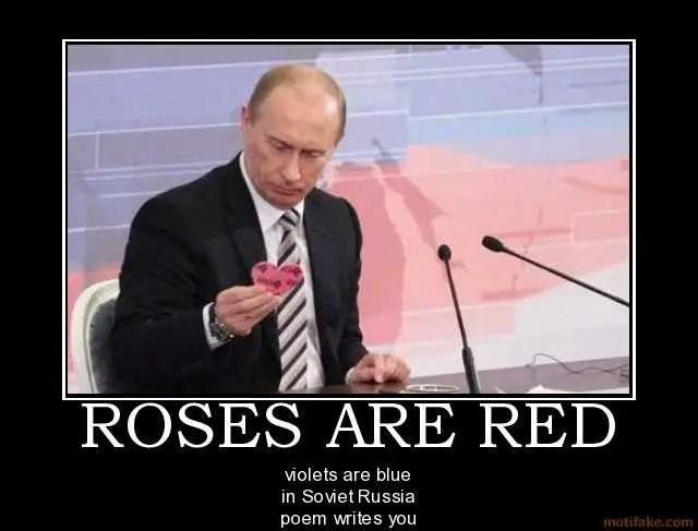 Russian Birthday Poems
