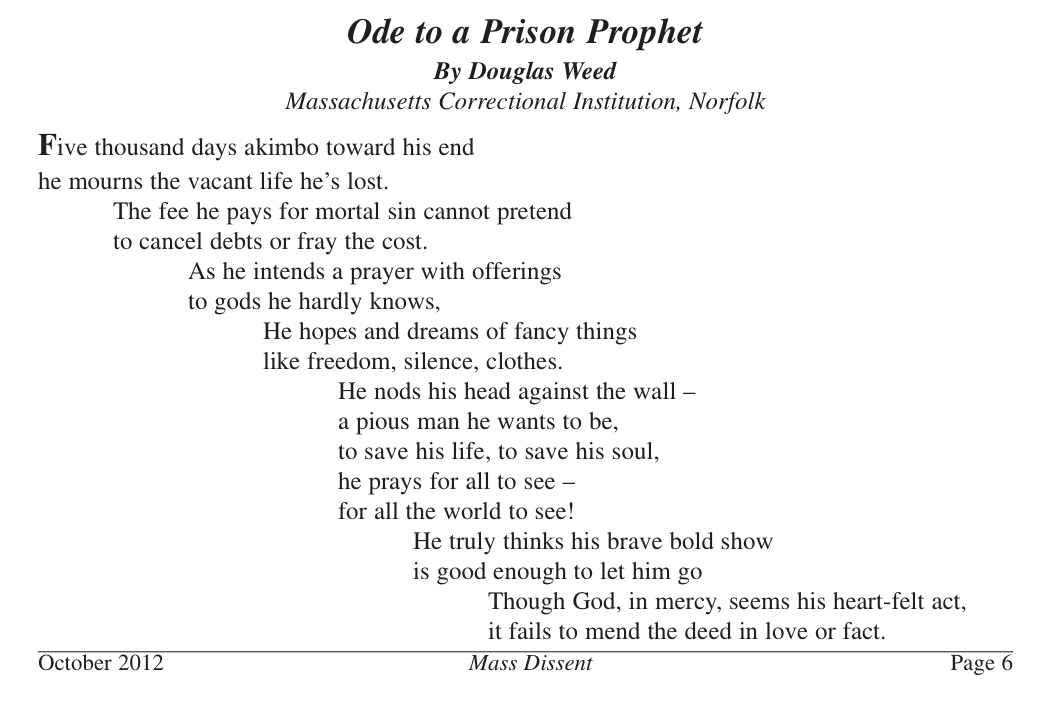 Boyfriend In Jail Poems 6