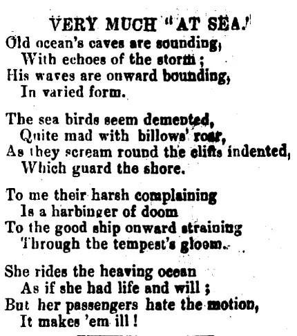 Connotation Poems
