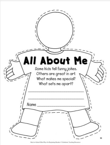 All about me Poems
