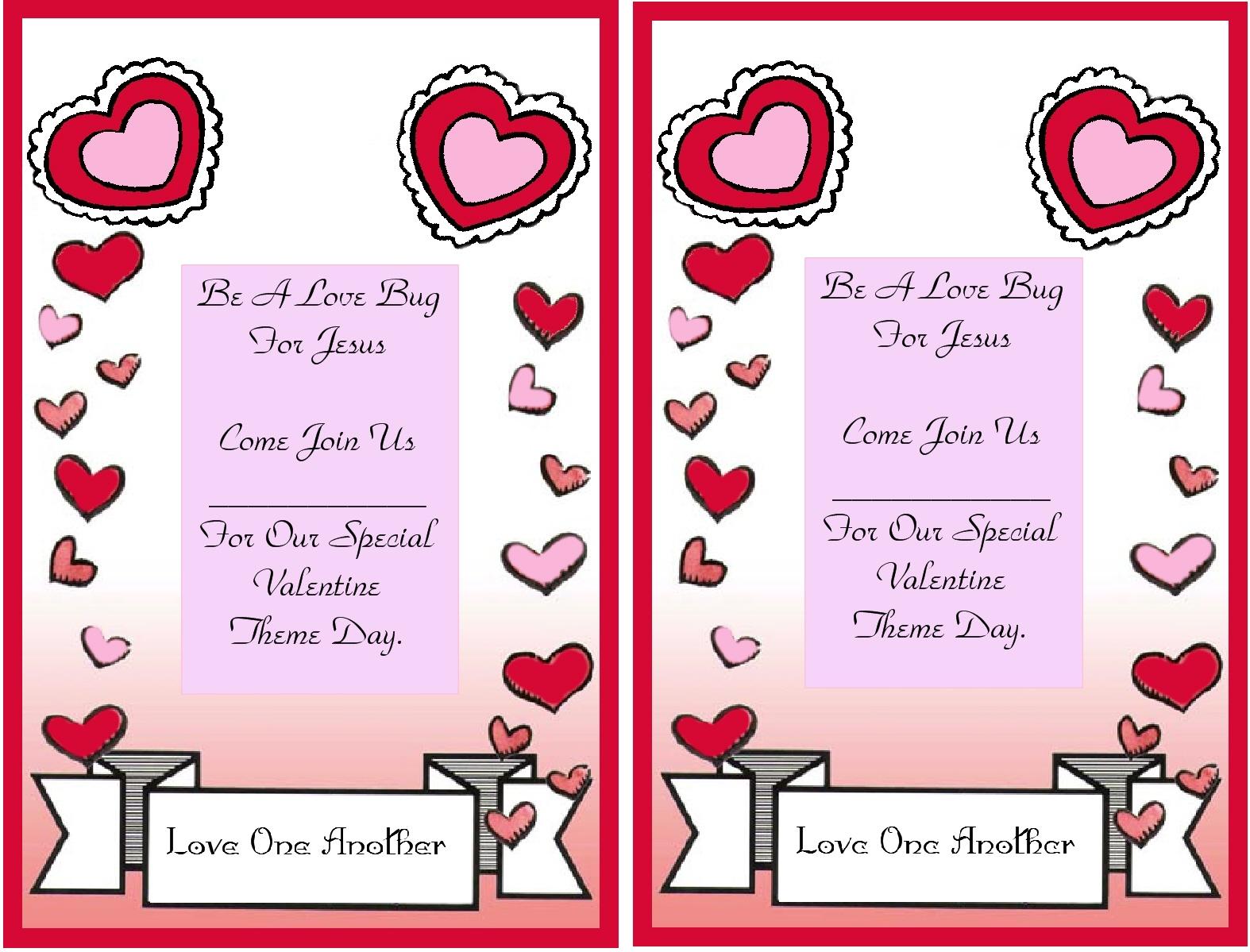 Printable Valentine Poems