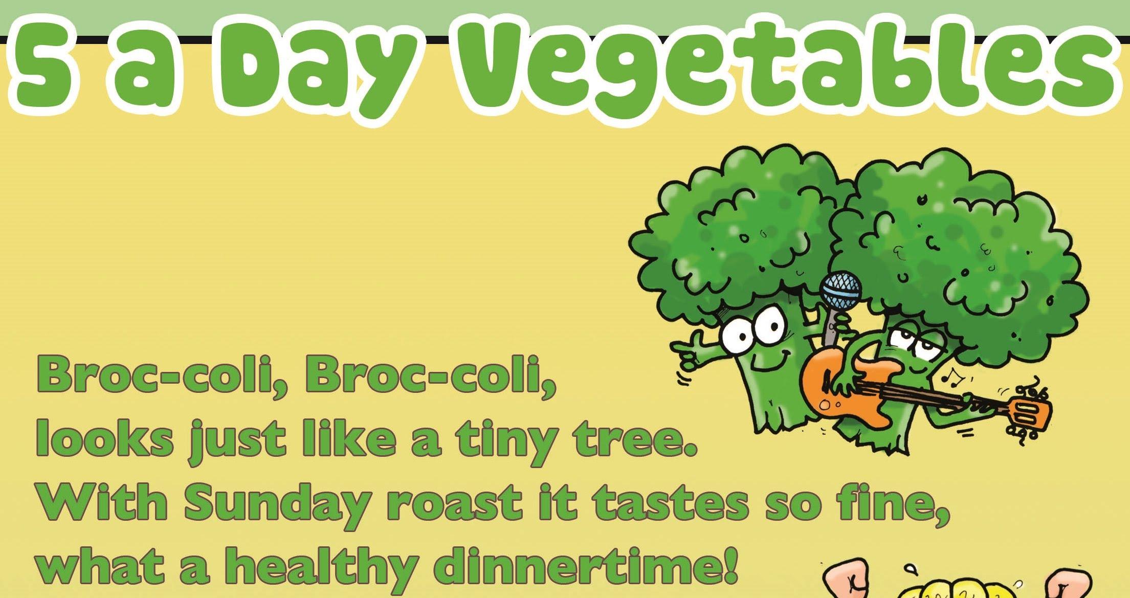 Vegetable Poems
