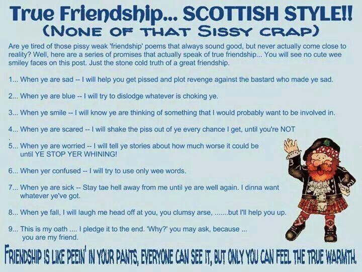 Scotland Poems