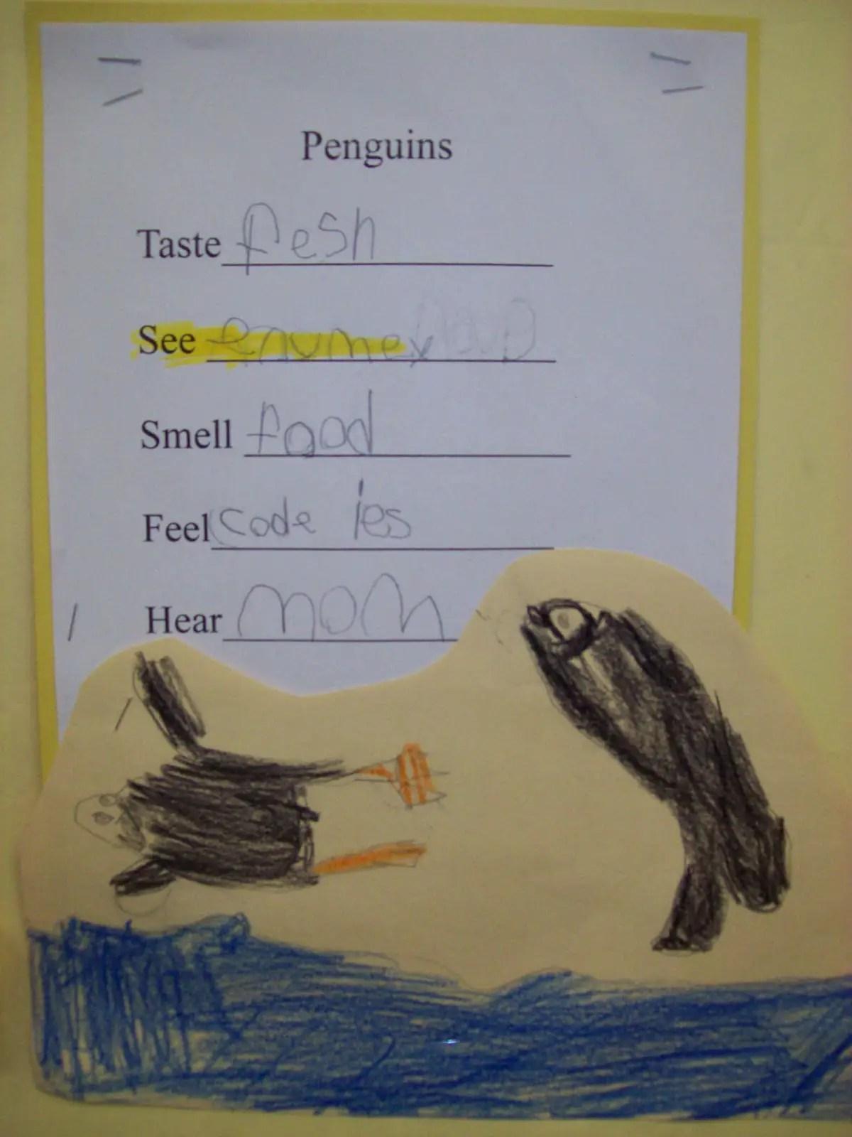 Senses Poems