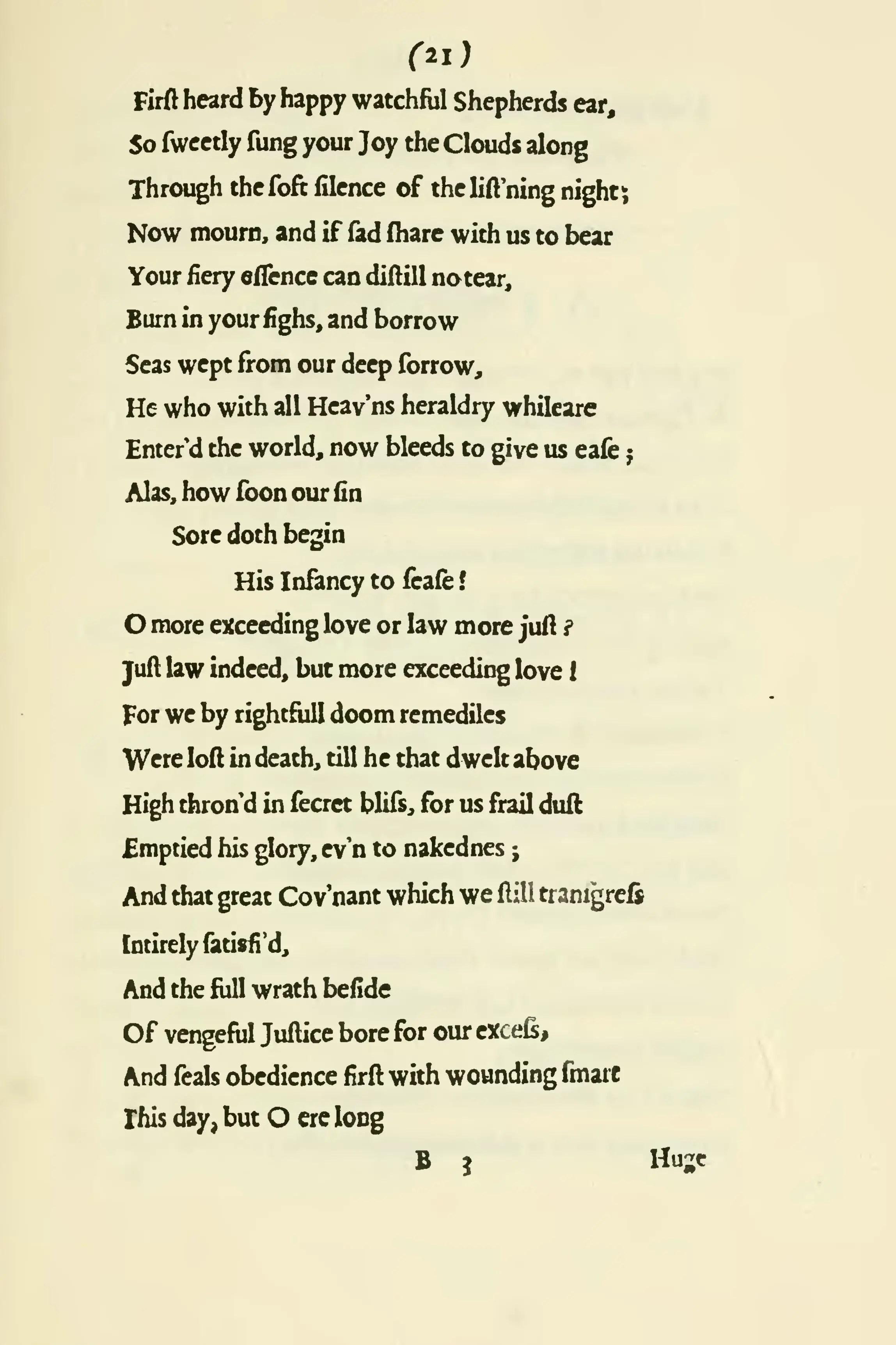 Latin Poems
