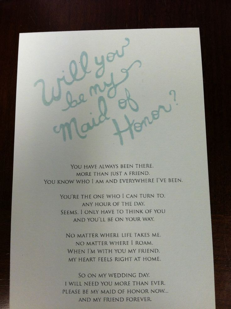 wedding day poems for