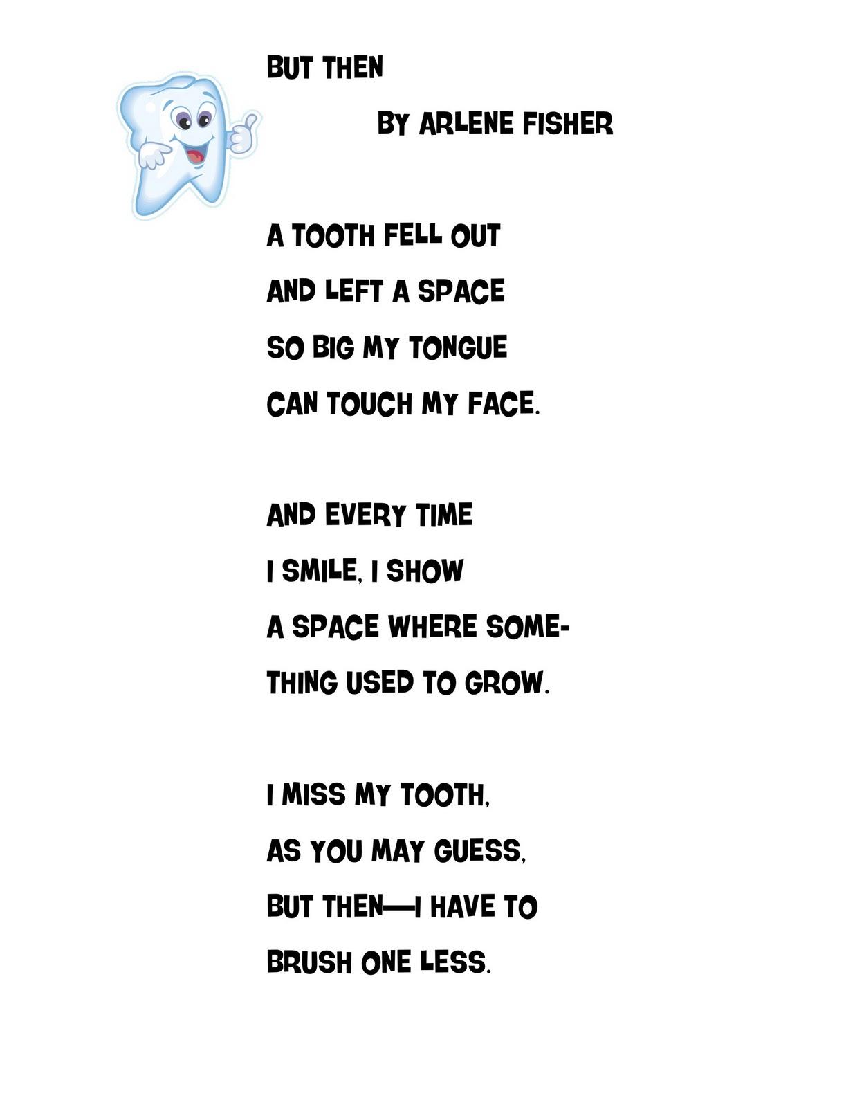 Teeth Poems