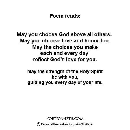 Communion Poems