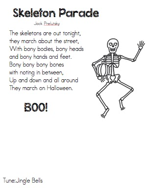 Skeleton Poems