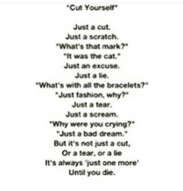Excuses Poems