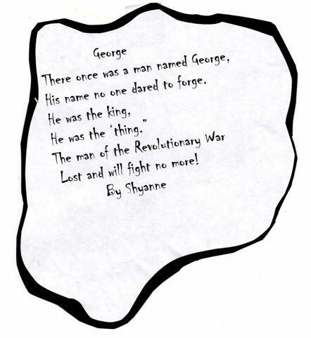 George washington Poems