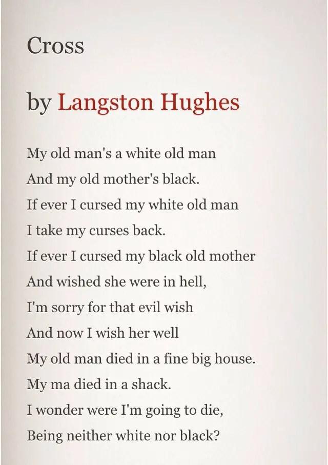Langston Hughes Essay Langston Hughes Best Poems Poems By Langston