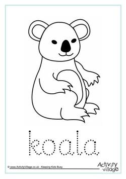 Koala Poems