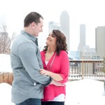 Winter Engagement Photography in Chicago