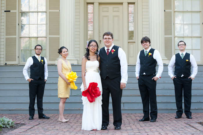 Glessner House Wedding Photos