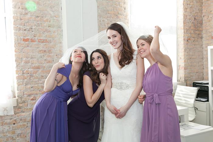 chicago loft wedding at room 1520