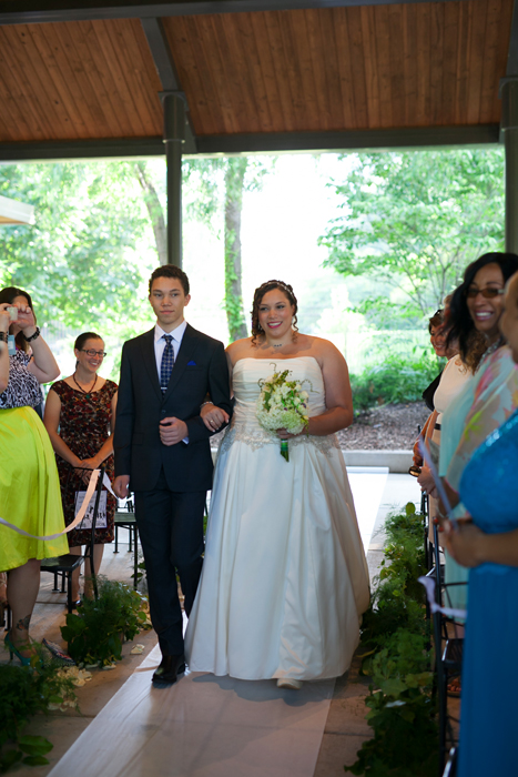 Chicago Lincoln Park Zoo Wedding Ceremony