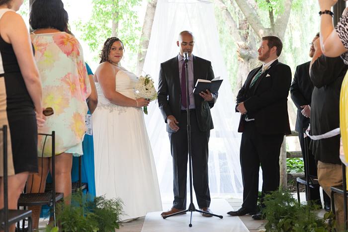 Lincoln Park Zoo Wedding Ceremony