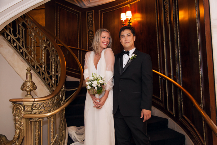 Blackstone Hotel Wedding Photography