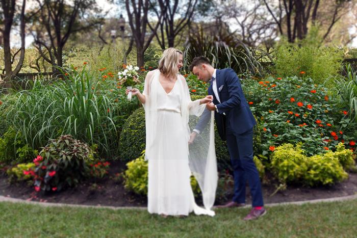 Spirit of Music Garden Wedding Photography