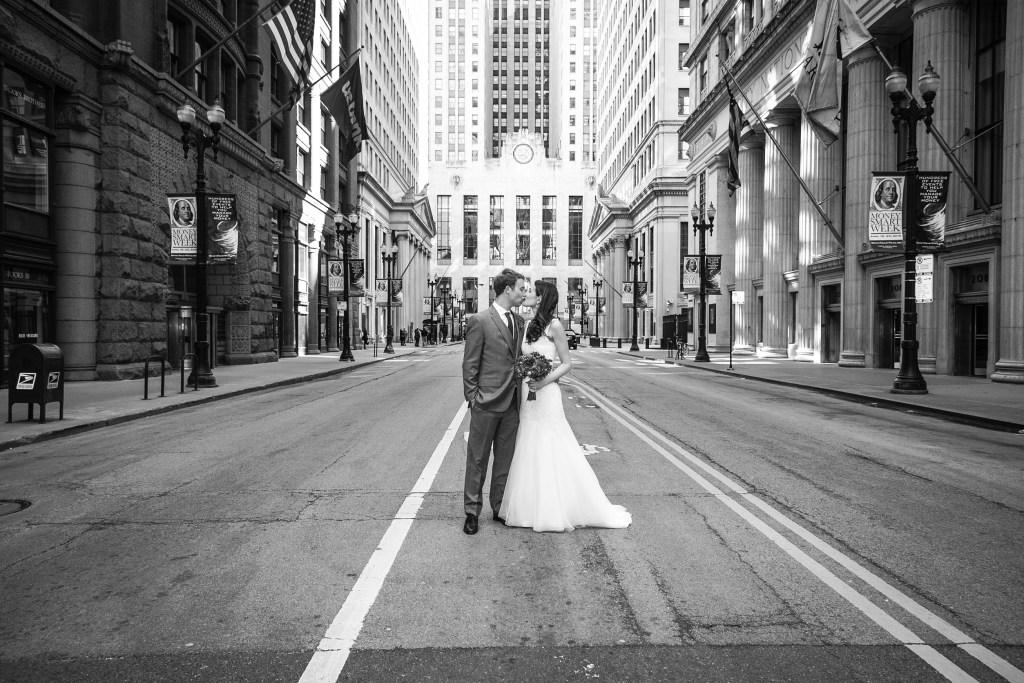 Chicago Wedding Photography by Poe