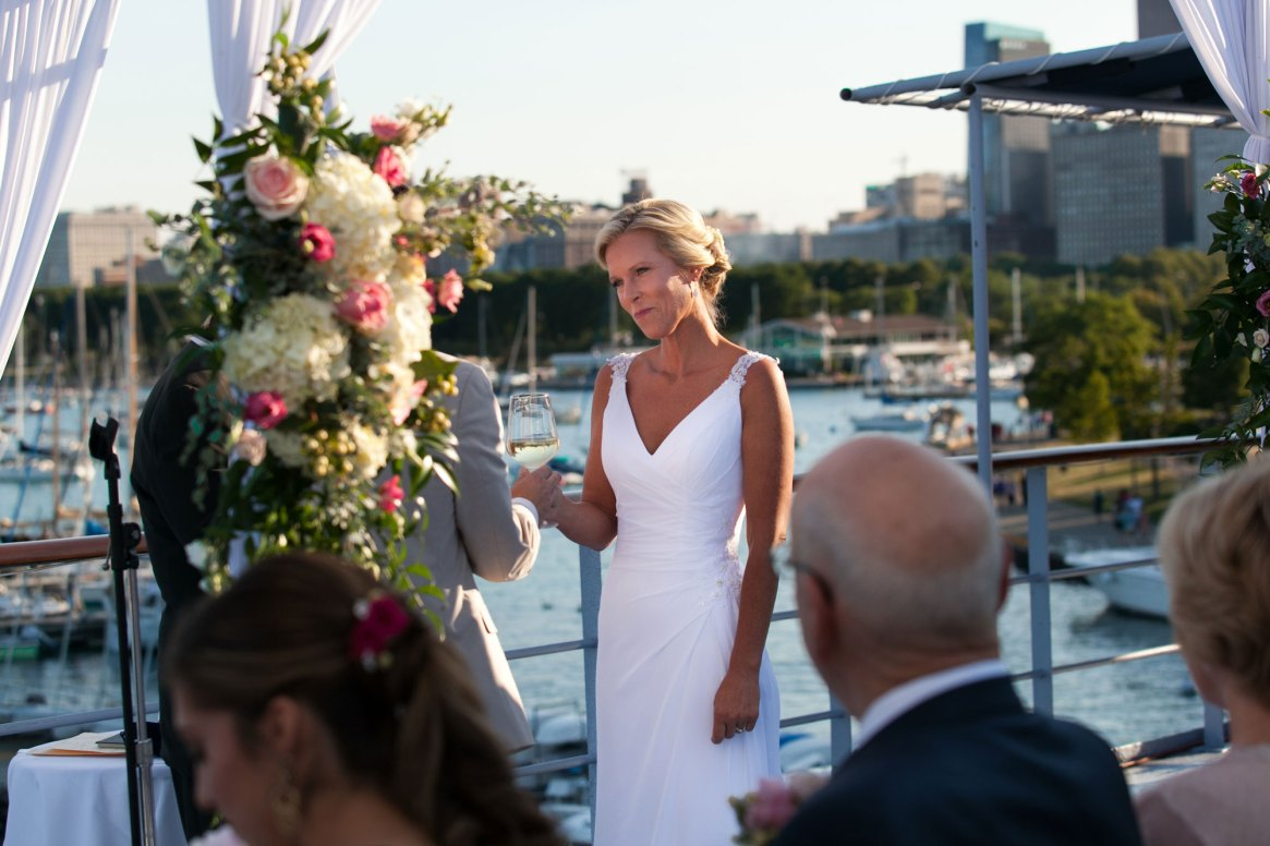 Chicago Boat Wedding
