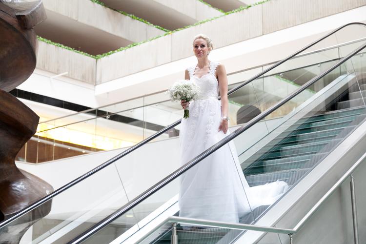 Hilton Chicago Wedding Photograph