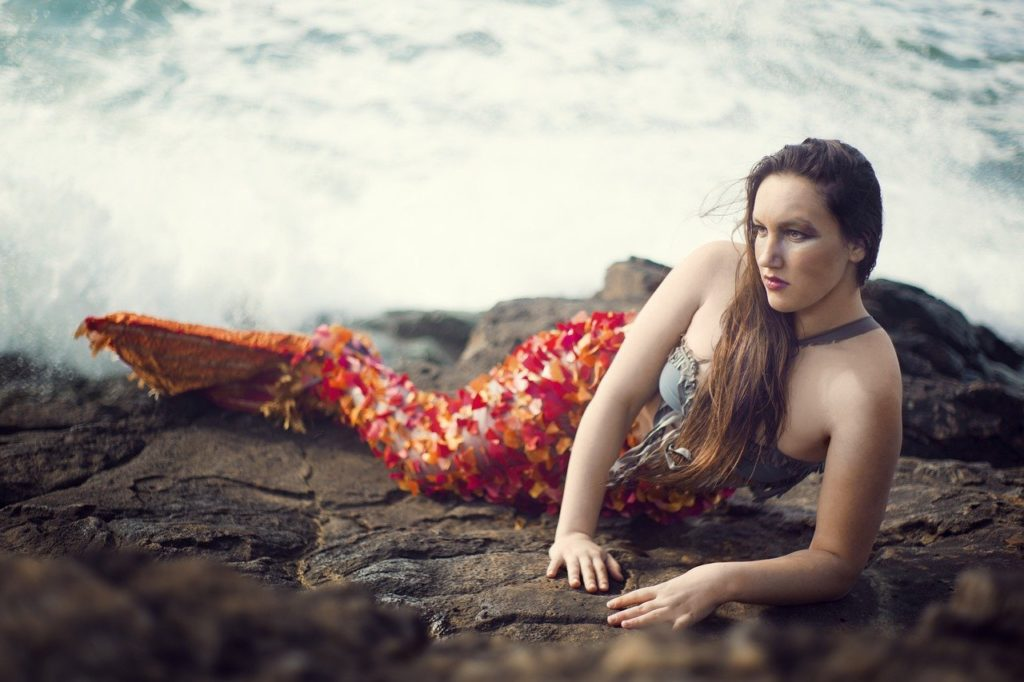 Mermaid poems | How do you know when someone loves you