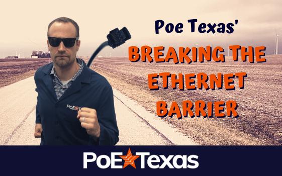 Break the Ethernet Barrier