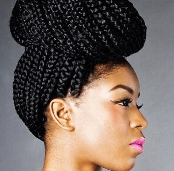 Box Braids Hairstyles  Tutorials Hair to Use Pictures Care