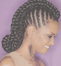 French Braid Hairstyles 2014 - How To Do a French Braid