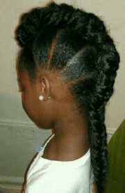 6 edgy braided mohawk hairstyles