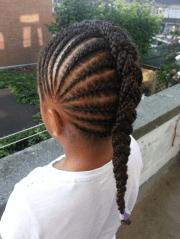 cute braid styles girls simple