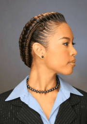 hottest natural hair braids styles