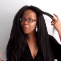 Can you do crochet braids with straight hair yes you can see how to