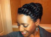 stylish natural hair braid styles
