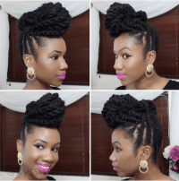 5 Hot & New Protective Braid Styles for Natural Hair