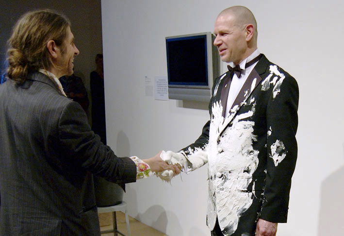 Roi Vaara - Wet Paint Handshakes 2