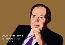 Edward de Bono - Parallel Thinking ( © Gil Dekel )