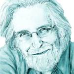 Neale Donald Walsch, illustration by © Natalie Dekel